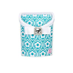 LockerLookz Locker Bin - Aqua Flower - 1 Piece