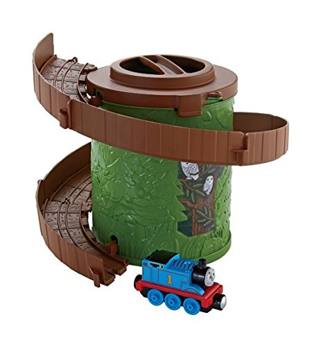 Fisher-Price Thomas the Train: Take-n-Play Spiral Tower Tracks with Thomas