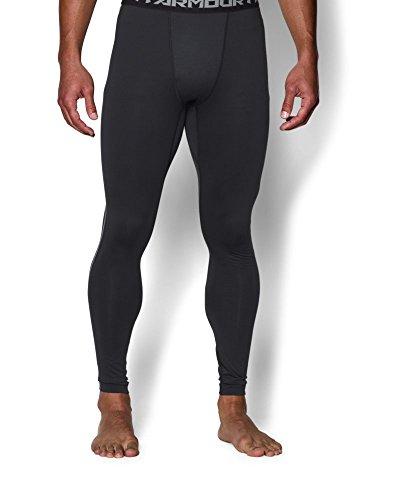 Under Armour Men's ColdGear Leggings, Black (001), XX-Large