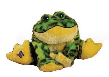 Ganz Lil' Webkinz Plush - Lil' Kinz Bull Frog Stuffed Animal - 1