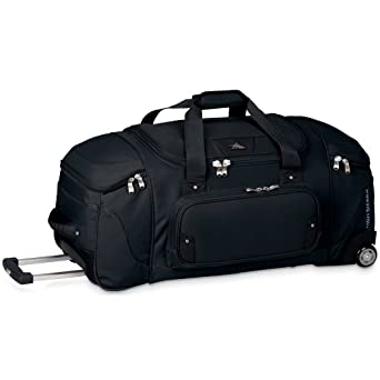 High Sierra Wheeled Duffel by High Sierra