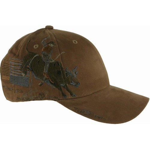 Rodeo Collection-Bull Rider, Brown