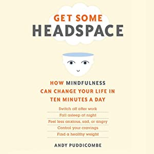 Get Some Headspace: How Mindfulness Can Change Your Life in Ten Minutes a Day   [Andy Puddicombe]