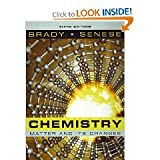 Chemistry: Matter + Its Changes >CUSTOM< (0470899131) by James E. Brady