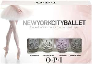 Opi New York City Ballet Collection Mini Set