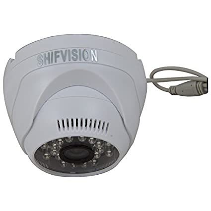 Shifvision SH-100DM 1000TVL IR Dome CCTV Camera