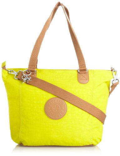 Kipling Womens Shopper Combo S Tote K12275B72 Honey Dazz C