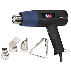All Power America APT2005 4 Piece Heat Gun Kit