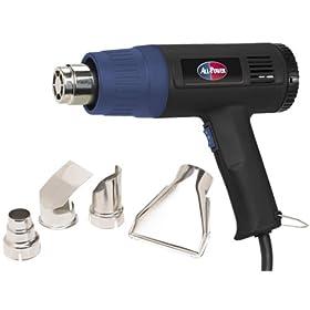 All Power America APT2005 4 Piece Heat Gun Kit