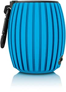 Philips SoundShooter Wireless Bluetooth Portable Speaker SBT30BLU/27 (Blue) (Discontinued by Manufacturer)