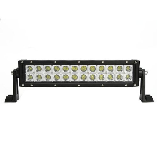 Suv Truck Jeep Auxiliary Lighting Spot Beam - 72W Led Light Bar 13.5 Inch