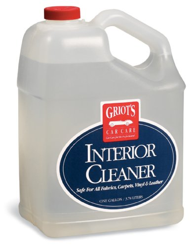 Griot's Garage 11105 Interior Cleaner - 1 Gallon