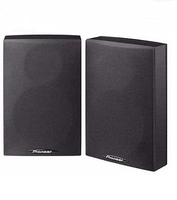Pioneer H Series Satellite Surround Loudspeaker Sh052Sk