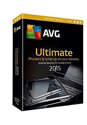 AVG Ultimate 2015, 1 Year