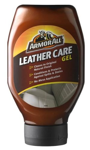 Armorall car Leather Gel 530ml cleans conditions no mess for car seats
