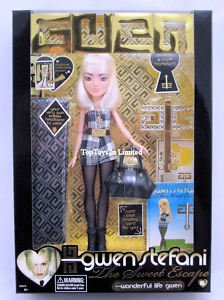 Wonderful Life Gwen Stefani Fashion Doll - 1