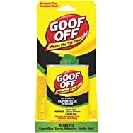 Goof Off Pro Strength Super Glue Remover-4OZ SUPER GLUE REMOVER