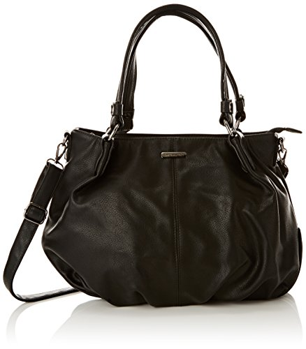 Best Mountain DI02, Borsa a spalla donna , Nero (Black (nero)), Taille Unique