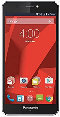 Panasonic P55 Novo (Smoke Grey, 1GB)