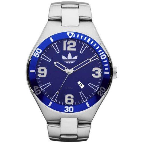 Adidas ADH2649 MELBOURNE Silver Blue Watch