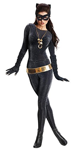 Supreme Catwoman Female Adult Costume - Adult Costumes