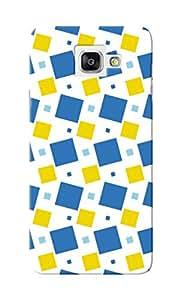 KnapCase Patterned Designer 3D Printed Case Cover For Samsung Galaxy A7 2016