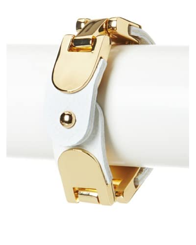 CC Skye Maya Hinge White Bracelet As You See