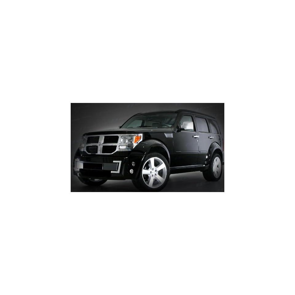 Jeep Liberty Chrome Door Handle Trim 2008 2010 Automotive