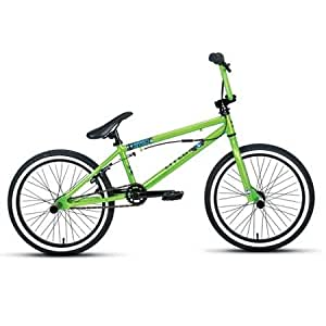 "Amazon.com : 20"" Effect Unisex BMX Bike, Green-DK-53013 : Childrens"