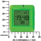 PUMA Unisex PU910791007 Slide-Large Green Digital Watch