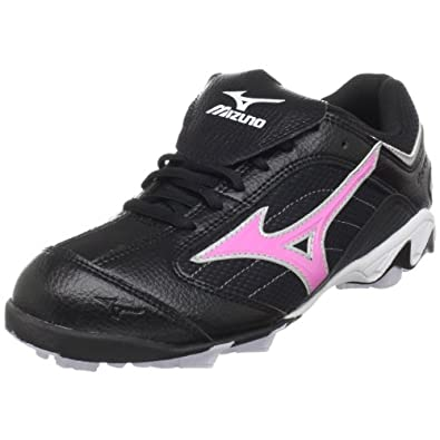 Buy Mizuno Finch Franchise G3 Softball Cleat (Little Kid Big Kid) by Mizuno