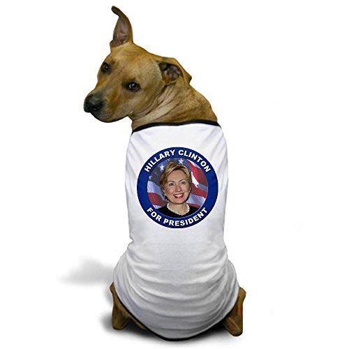 CafePress-Hillary-Clinton-for-President-Dog-T-Shirt-Dog-T-Shirt-Pet-Clothing-Funny-Dog-Costume