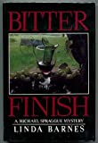 Bitter Finish (0312082363) by Barnes, Linda