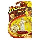 Indiana Jones Movie Hasbro Series 4 Action Figure Willie Scott (Kate Capshaw) (Temple of Doom) ~ Hasbro