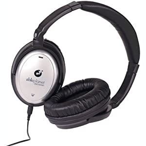 Able Planet True Fidelity Active Noise Canceling Headphones (Discontinued by Manufacturer)