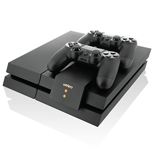 Nyko Modular Charge Station (Black) - PlayStation 4 (Ps4 Controller Charging Station compare prices)