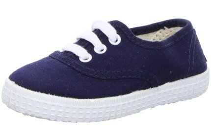 Natural World W52000-77, Sneaker bambine, (177°marino), 23 EU