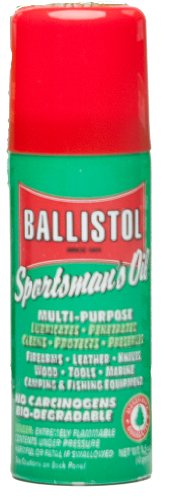 Find Bargain Ballistol Multi-Purpose  Aerosol Can  Lubricant Cleaner Protectant, 1.5-Ounce