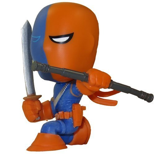 Funko Mystery Minis Vinyl Figure - DC Comics Series 2 - Justice League Super Heroes - DEATHSTROKE - 1