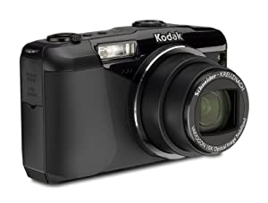 Kodak EasyShare Z950 12 MP Digital Camera (Black) with 10x Optical Image Stabilized Zoom and 3.0-Inch LCD