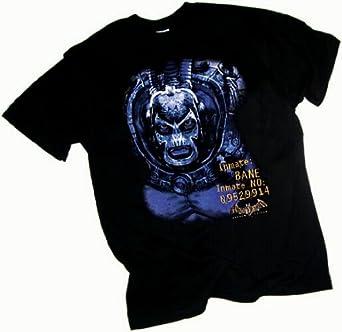 Arkham Bane -- Batman Arkham Asylum Adult T-Shirt, XXX-Large
