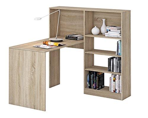 schreibtisch eckschreibtisch winkelschreibtisch frida in. Black Bedroom Furniture Sets. Home Design Ideas