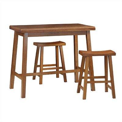Cheap Carolina Cottage 4222-WAL Asian Bar End Table (4222-WAL)