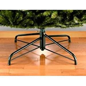 24 Quot Green Metal Folding Christmas Tree Stand For 6 8