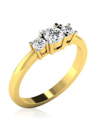Friendly Diamonds Anillo FDR7672Y (Oro Amarillo)