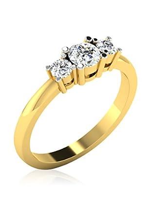 Friendly Diamonds Anillo FDR7672Y (Oro Amarillo)