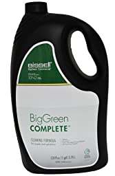 10NS Bissell Big Green Complete De-foamer with Odor neutralizer Carpet Shampoo. 1 Gallon by Bissell
