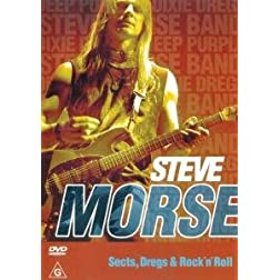 Steve Morse-Sects Dregs & Rock & Roll