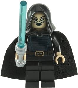 LEGO Star Wars Figur Barriss Offee mit Laserschwert Diese Figur ist nicht verklebt!