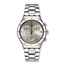 Swatch YCS570G potential power grey dial metal bracelet unisex watch NEW